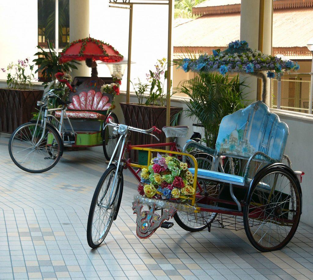 bike-rickshaw